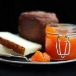Pumpkin&cardamom jam