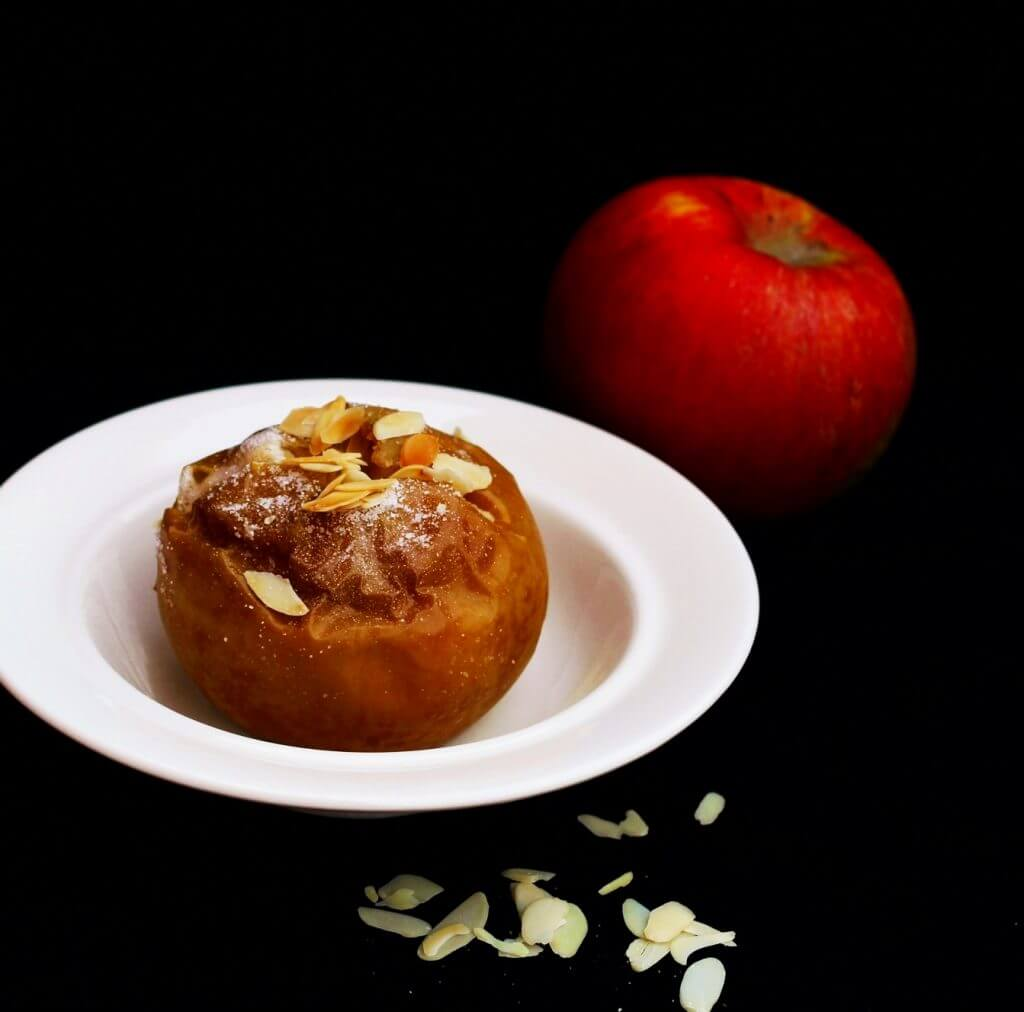 Mele al forno/ Baked apples.