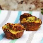 Bocconcini di zucchine/ Zucchini bites.