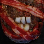 Polpettone pauroso / Scary meatloaf.