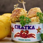 Polpette di granchio/ Maryland crab cakes.