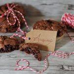 Cookies morbidi cioccolato e caffè.