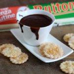 Dessert al cioccolato gluten- free.