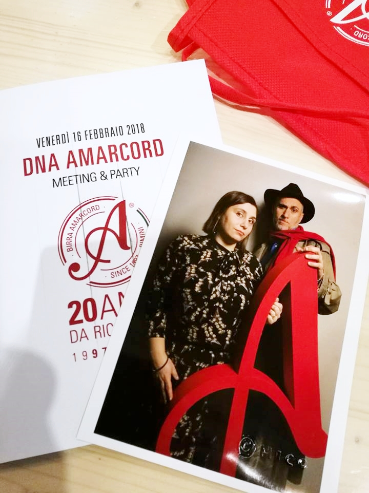 party dna amarcord