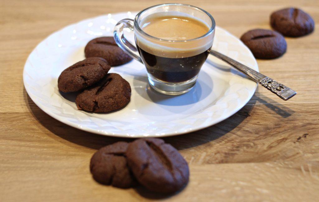 Easy coffee cookies.